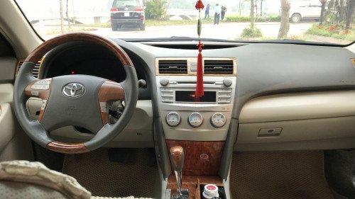 Cần bán Toyota Camry 2.5 AT đời 2009, màu đen 1