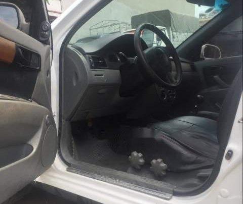 Bán lại xe Daewoo Lacetti sản xuất 2005, màu trắng, xe nhập xe gia đình1