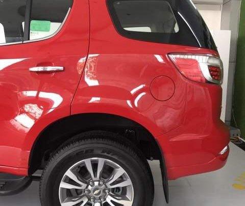 Bán Chevrolet Trailblazer 2019, màu đỏ, nhập khẩu Thái Lan1