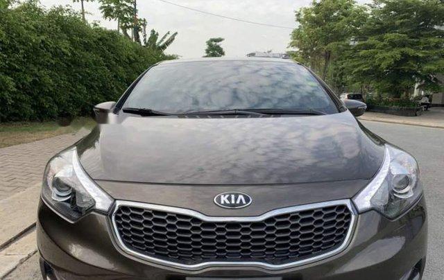 Bán xe Kia K3 2.0 đời 2016, màu đen2