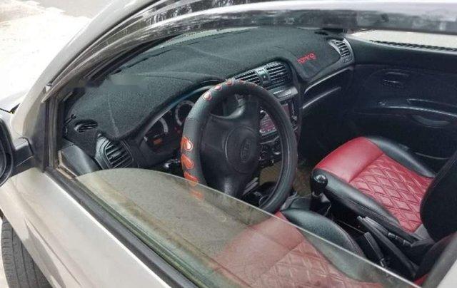 Bán lại xe Kia Morning sản xuất năm 2011, màu bạc, nhập khẩu3