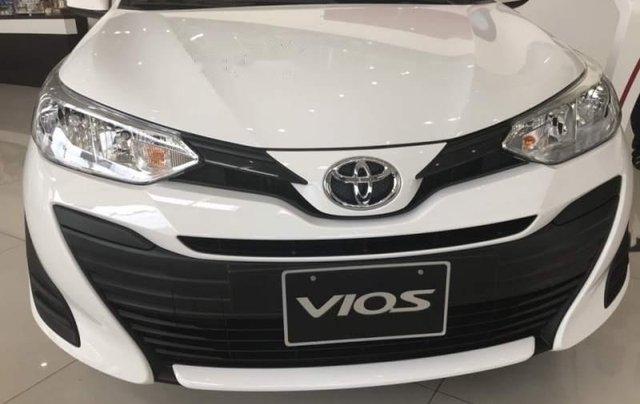 Bán xe Toyota Vios sản xuất năm 2019, màu trắng1