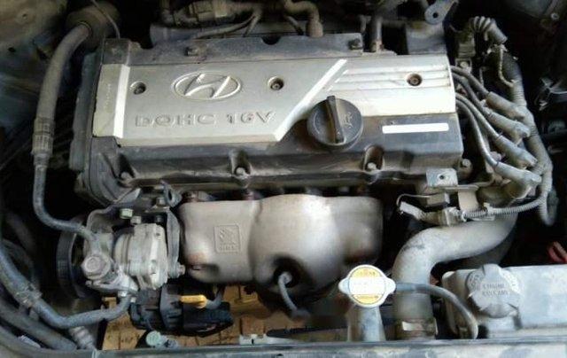 Bán Hyundai Click 1.4AT đời 2008, màu bạc, nhập khẩu3