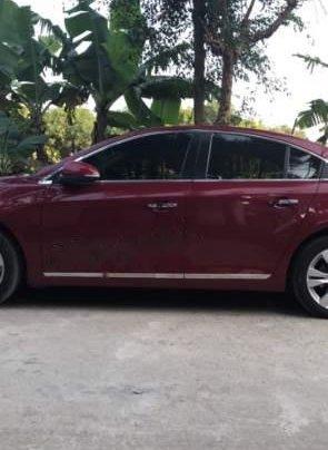 Cần bán xe Chevrolet Cruze 2018, màu đỏ như mới, giá 600tr