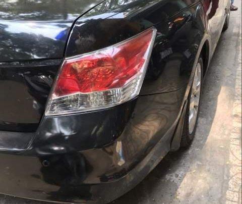 Bán lại xe Honda Accord năm sản xuất 2009, màu đen, xe nhập 1