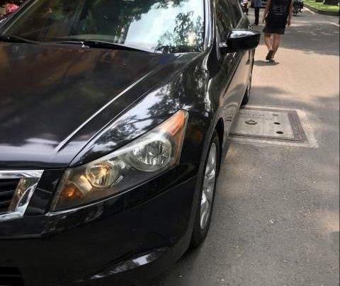 Bán lại xe Honda Accord năm sản xuất 2009, màu đen, xe nhập 4