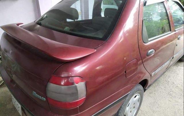 Bán ô tô Fiat Siena sản xuất năm 2003, màu đỏ, nhập khẩu chính chủ3