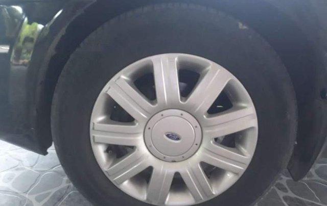 Bán Ford Laser sản xuất 2004, màu đen, nhập khẩu  3