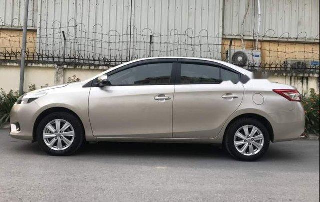 Bán Toyota Vios E 1.5MT sản xuất năm 2017, số sàn1