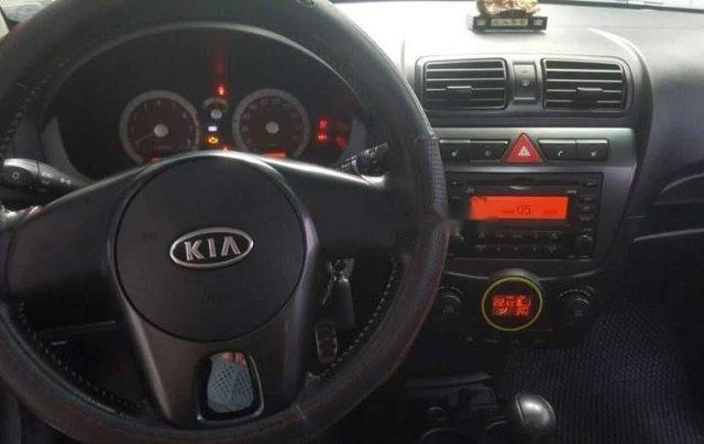 Bán Kia Morning SLX năm sản xuất 2010, màu bạc, xe nhập3