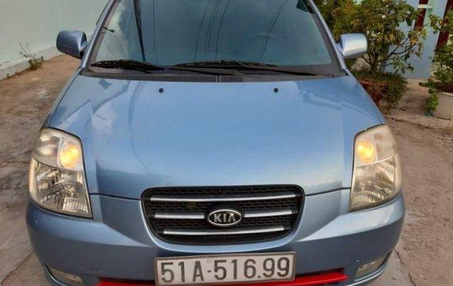 Cần bán Kia Picanto năm sản xuất 2007, nhập khẩu0