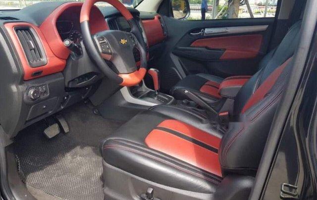 Bán xe Chevrolet Colorado LTZ đời 2017, màu đen, nhập khẩu nguyên chiếc số tự động2