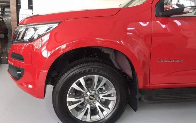Bán Chevrolet Trailblazer 2019, màu đỏ, nhập khẩu Thái Lan2