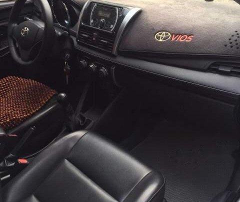 Bán Toyota Vios sản xuất năm 2014, màu trắng, số tự động5