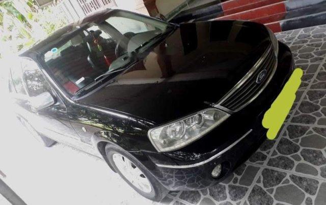 Bán Ford Laser sản xuất 2004, màu đen, nhập khẩu  1