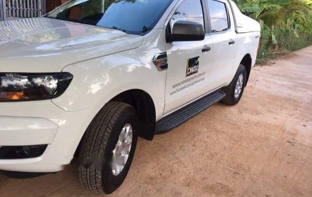 Cần bán Ford Ranger XLS đời 2016, màu trắng, 510tr0