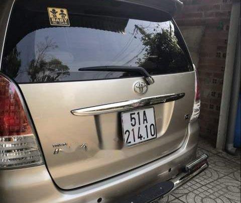 Cần bán gấp Toyota Innova năm sản xuất 20111