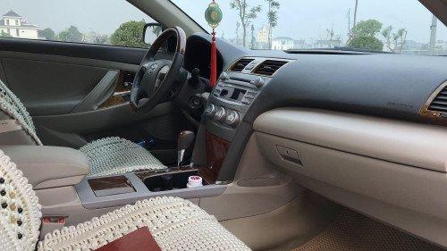 Cần bán Toyota Camry 2.5 AT đời 2009, màu đen 6
