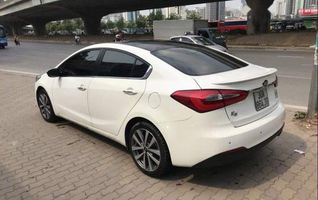 Cần bán Kia K3 đời 2015, màu trắng1