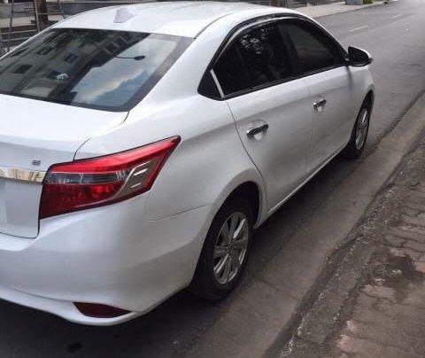 Bán Toyota Vios sản xuất năm 2014, màu trắng, số tự động2