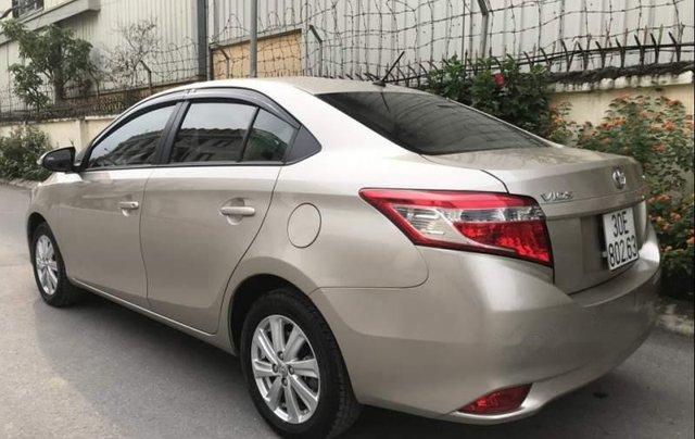 Bán Toyota Vios E 1.5MT sản xuất năm 2017, số sàn2