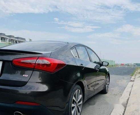 Bán xe Kia K3 2.0 đời 2016, màu đen1