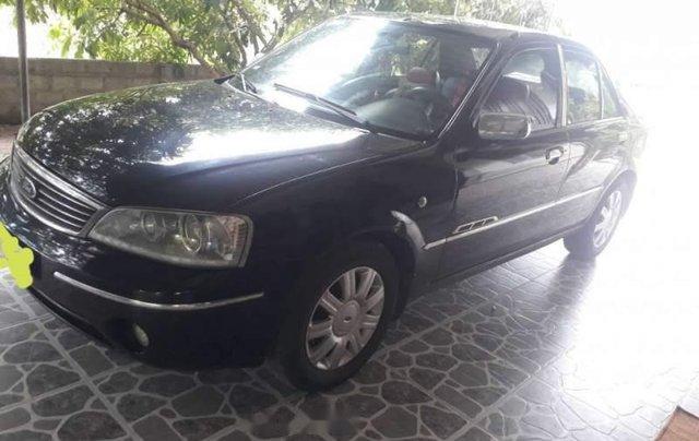 Bán Ford Laser sản xuất 2004, màu đen, nhập khẩu  0
