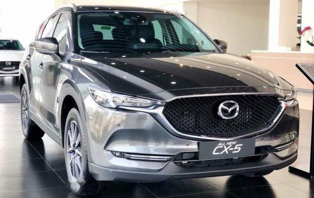 Bán xe Mazda CX 5 2019, màu xám, 839tr0