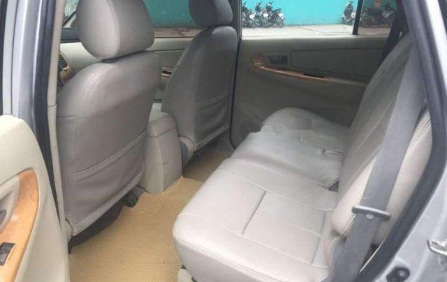 Cần bán gấp Toyota Innova 2008, màu bạc số sàn5