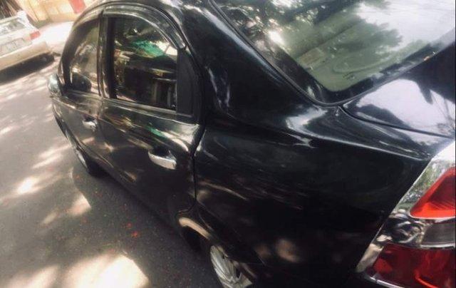 Bán Daewoo Gentra năm sản xuất 2007, màu đen2