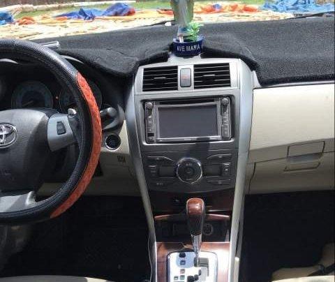 Bán Toyota Corolla altis 2.0RS Sport đời 2013, màu bạc, xe gia đình4