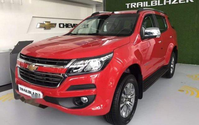 Bán Chevrolet Trailblazer 2019, màu đỏ, nhập khẩu Thái Lan4