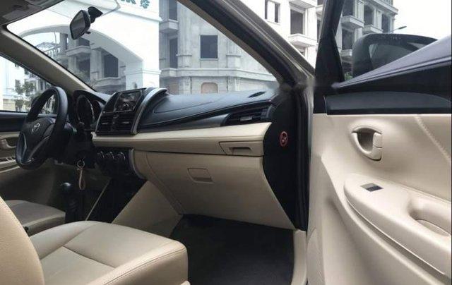Bán Toyota Vios E 1.5MT sản xuất năm 2017, số sàn5