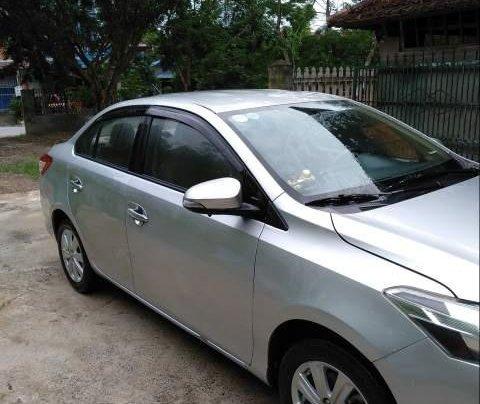 Bán xe Toyota Vios đời 2015, màu bạc số sàn, giá chỉ 410 triệu3