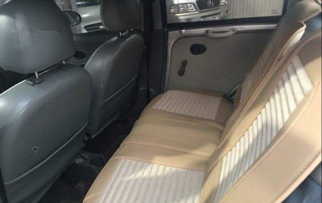 Bán xe Chevrolet Spark sản xuất năm 2011, màu bạc5