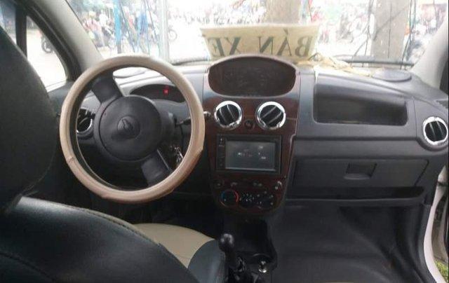 Bán ô tô Chevrolet Spark năm 2009, màu trắng còn mới3