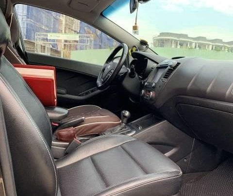 Bán xe Kia K3 2.0 đời 2016, màu đen3