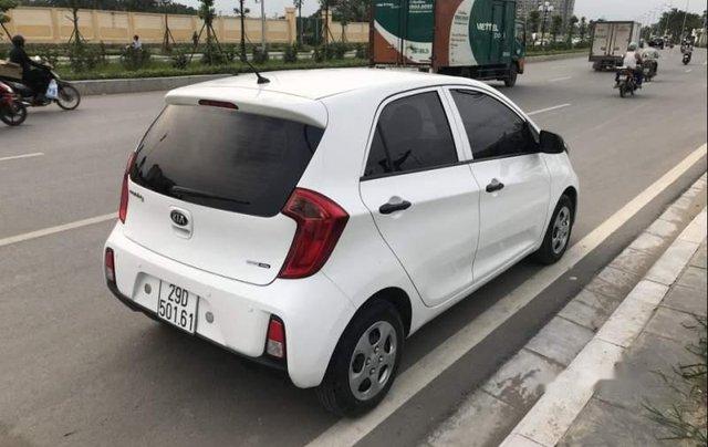 Cần bán Kia Morning Van 2016, màu trắng, nhập khẩu nguyên chiếc4