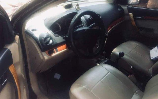 Bán Daewoo Gentra năm sản xuất 2007, màu đen1