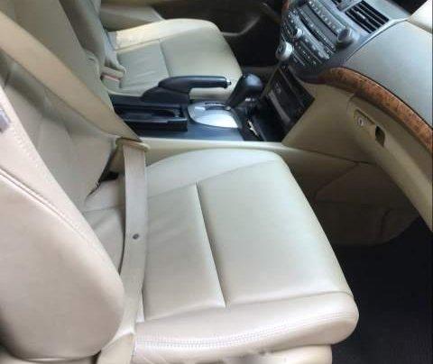 Bán lại xe Honda Accord năm sản xuất 2009, màu đen, xe nhập 5