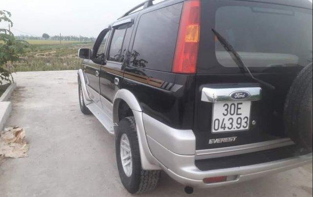 Bán xe Ford Everest đời 2006, màu đen, nhập khẩu2