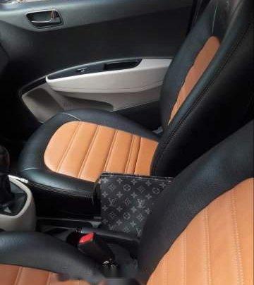 Cần bán xe Hyundai Grand i10 2016, màu trắng, nhập khẩu chính chủ2