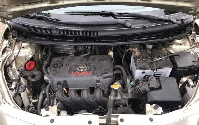 Bán Toyota Vios năm 2012 xe gia đình, giá chỉ 320 triệu4
