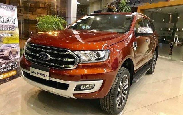 Bán Ford Everest sản xuất năm 2019, giá tốt