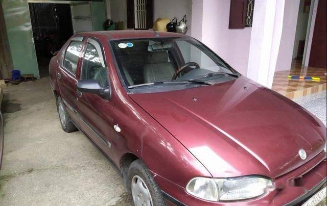 Bán ô tô Fiat Siena sản xuất năm 2003, màu đỏ, nhập khẩu chính chủ2