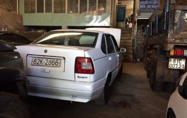 Bán ô tô Fiat Tempra đời 1995, màu trắng1