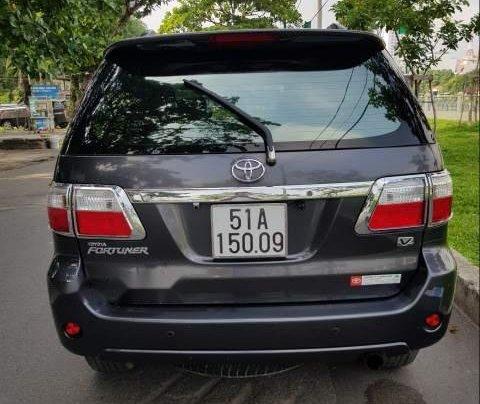 Bán ô tô Toyota Fortuner đời 2011, màu xám, nhập khẩu nguyên chiếc4
