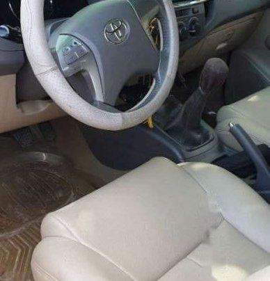 Bán xe Toyota Fortuner 2013, màu bạc chính chủ3
