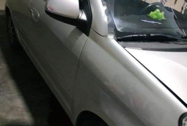 Cần bán lại xe Kia Morning Sport năm 2010, màu bạc chính chủ0