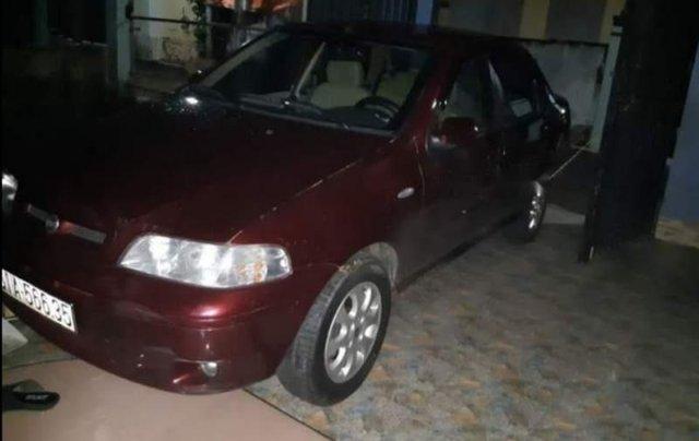 Bán Fiat Albea HLX đời 2007, màu đỏ, chính chủ0